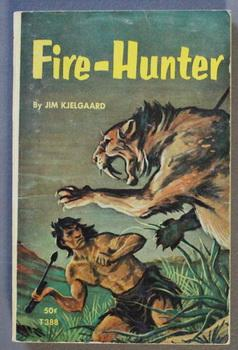 FIRE-HUNTER (Scholastic Book Services #T388 )