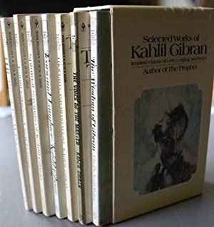 Selected Works of Kahlil Gibran Inspired Visions of Love, Longing, and Peace (Paperback Box Set i...
