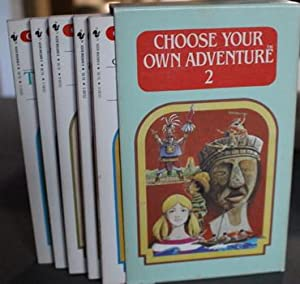 CHOOSE YOUR OWN ADVENTURE 2 paperback Box set, with 5 books included. (Included = #6 Your Code Na...