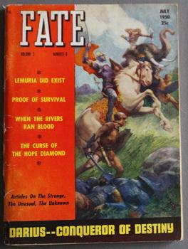 FATE (Pulp Digest Magazine); Vol. 3, No.: R. J. Galway;