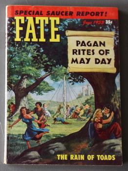 FATE (Pulp Digest Magazine); Vol. 6, No.: Albert A. Brandt;