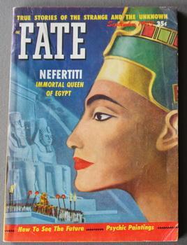 FATE (Pulp Digest Magazine); Vol. 6, No.: E. P. Herman;