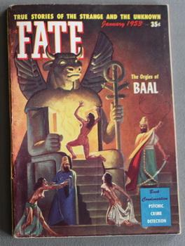 FATE (Pulp Digest Magazine); Vol. 6, No.: Gray Barker; Grandma