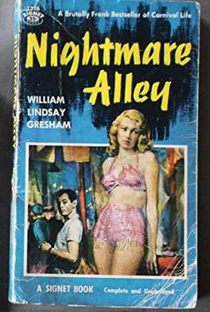 Nightmare Alley ( Carnival Life; Signet Books Pub; #1326;