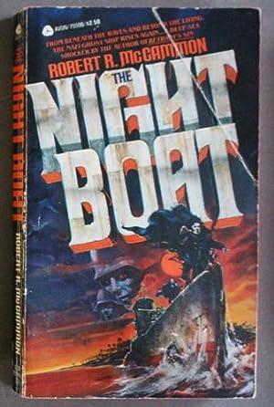 The Night Boat (Avon; 1980; 1st Printing;: McCammon, Robert R.