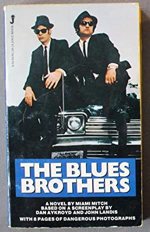 The Blues Brothers - movie screenplay by Dan Aykroyd & John Landis. Film Tie-in novel.