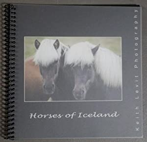 HORSES OF IRELAND (Book of Color Photographs Keith Levit )