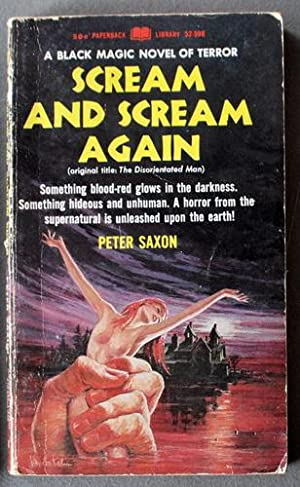 SCREAM AND SCREAM AGAIN (Original Title: The Disorientated Man; Starring Vincent Price, Christoph...