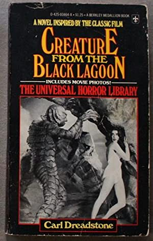 Creature from the Black Lagoon - Includes Movie Photos, the Universal Horror Library.