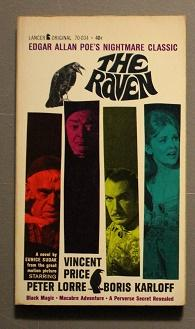 the RAVEN {Edgar Allan Poe's.} Movie Classic;: Sudak, Eunice (adapted
