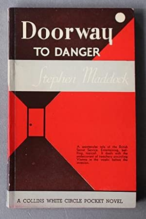 DOORWAY TO DANGER (Canadian Collins White Circle Pocket Edition #108) TIM