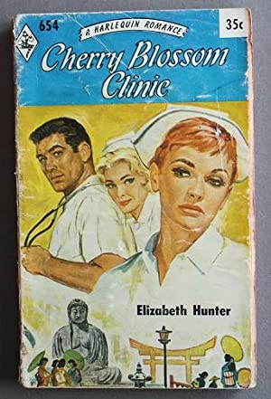 CHERRY-BLOSSOM CLINIC (book #654 in the Vinatage Harlequin Paperback Series)