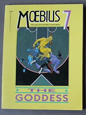 MOEBIUS 7 / Seven - THE GODDESS. [Also Contains;