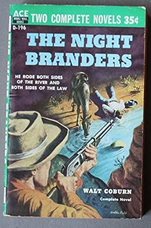 The Night Branders / The Highwayman (Vintage Ace Double, D-196)
