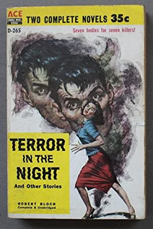 TERROR IN THE NIGHT / with /SHOOTING STAR- ( ACE Double # D-265.; Two Stories in One Book )