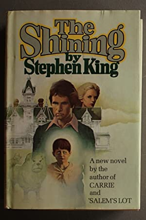 The Shining (1977 Hardcover Book Club edition with DJ)