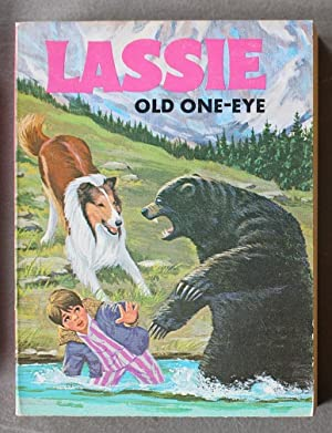 LASSIE Old One-Eye. (Big Little Book 5700 Series; Whitman #5769 );