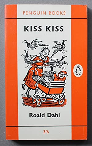 KISS KISS (Penguin Books # 1832 )