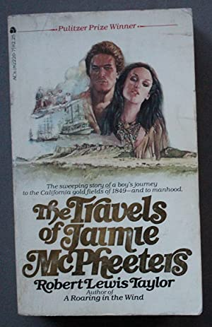 The Travels Of Jamie McPheeters (TV Tie-In; PULITZER PRIZE Winning Western Novel) California GOLD...