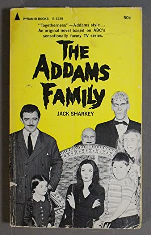 THE ADDAMS FAMILY (ABC TV Series Tie-in; Starring Gomez, Morticia, Pugsley, Wednesday, Uncle Fest...