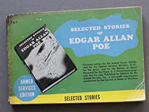 Selected Stories of Edgar Allan Poe - Armed Services Edition # 767
