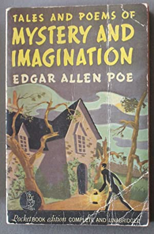 TALES AND POEMS OF MYSTERY AND IMAGINATION. ( (COLLECTION OF 46 STORIES); Pocket Book # 59]