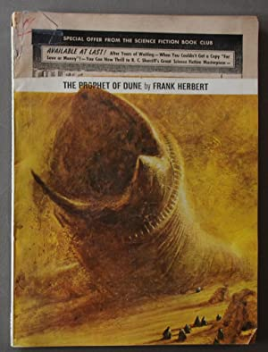 Analog Science Fiction and Fact, March 1965: Part 3 of *Prophet of Dune* (Volume LXXV, No. 1)