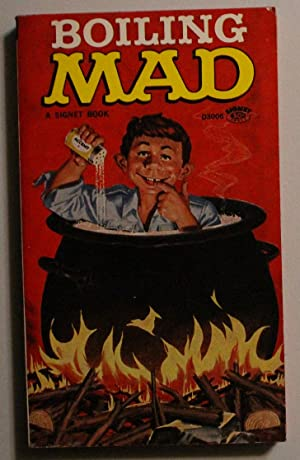 BOILING MAD (SIGNET / New American Library book D3006);