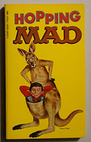HOPPING MAD (SIGNET / New American Library book P4034);