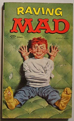 RAVING MAD (SIGNET / New American Library book D2864);