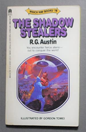 The Shadow Stealers (Which Way Books #16)