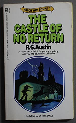 THE CASTLE OF NO RETURN. (Which Way Books #1)