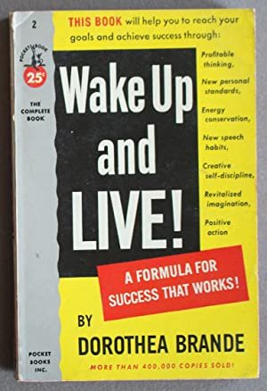 Wake Up & Live! A Formula for Success That Works! (Pocket Books #2) Includes the TWELVE DISCIPLIN...