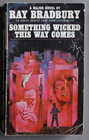 SOMETHING WICKED THIS WAY COMES. (Book # 9099; COLLECTION OF SHORT STORIES);