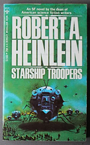 STARSHIP TROOPERS (Berkley Books # S1560 )