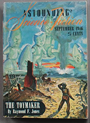 Astounding Science Fiction (DIGEST) September 1946 EVIDENCE by Isaac Asimov