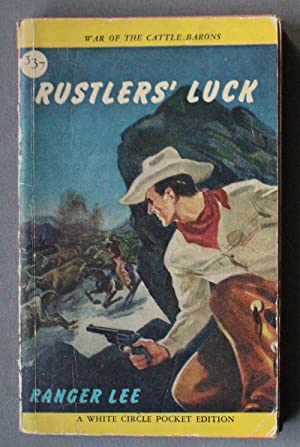RUSTLERS' LUCK. (Canadian Collins White Circle # 337).