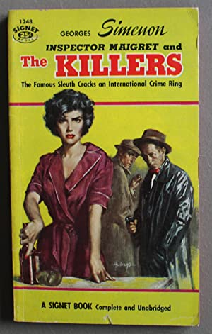 Inspector Maigret and the Killers (Signet Books 1248; (Inspector Maigret Series; );