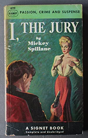 I, THE JURY (Signet Book # 699 );