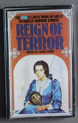 REIGN OF TERROR - THE 3RD CORGI BOOK IN VICTORIAN HORROR STORIES.