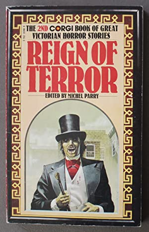 REIGN OF TERROR - THE 2ND CORGI BOOK IN VICTORIAN HORROR STORIES.