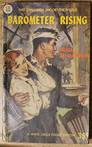 Barometer Rising (Canadiana; Mainstream Fiction; (1941; Collins White Circle Pocket Edition #529)