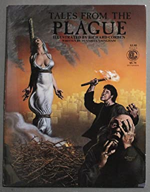 TALES from the PLAGUE #NN(#1; One-Shot); Richard Corben presents the Story of the Bubonic Plague ...