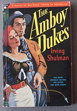 The Amboy Dukes. (Avon ); - This is the film Tie-in -- City Across The River.starring Stephen McN...