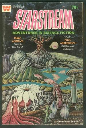 STARSTREAM #4 - Adventures in Science Fiction;: Poul Anderson, Pamela