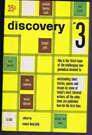 DISCOVERY No. 3 (Number #3 / Three: Bourjaily, Vance (Editor)