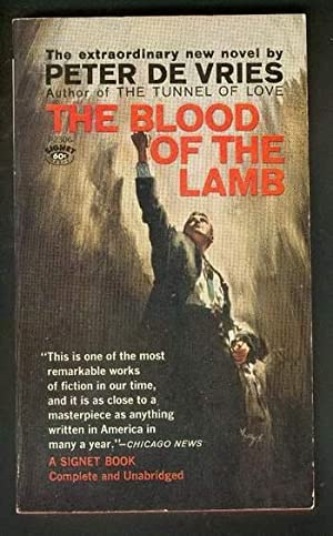 THE BLOOD OF THE LAMB. (Signet # P2306);