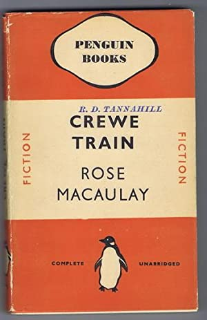 CREWE TRAIN. (1938; Penquin book #175); satirical examination in novel form of the stifling rigid...