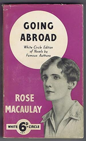GOING ABROAD. (1939 - White Circle book #501); Satirical Story of a Holiday in Spain