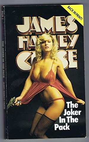 THE JOKER IN THE PACK. (1985 Corgi: Chase, James Hadley.